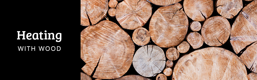 Prepping & Storing Wood - Heating With Wood