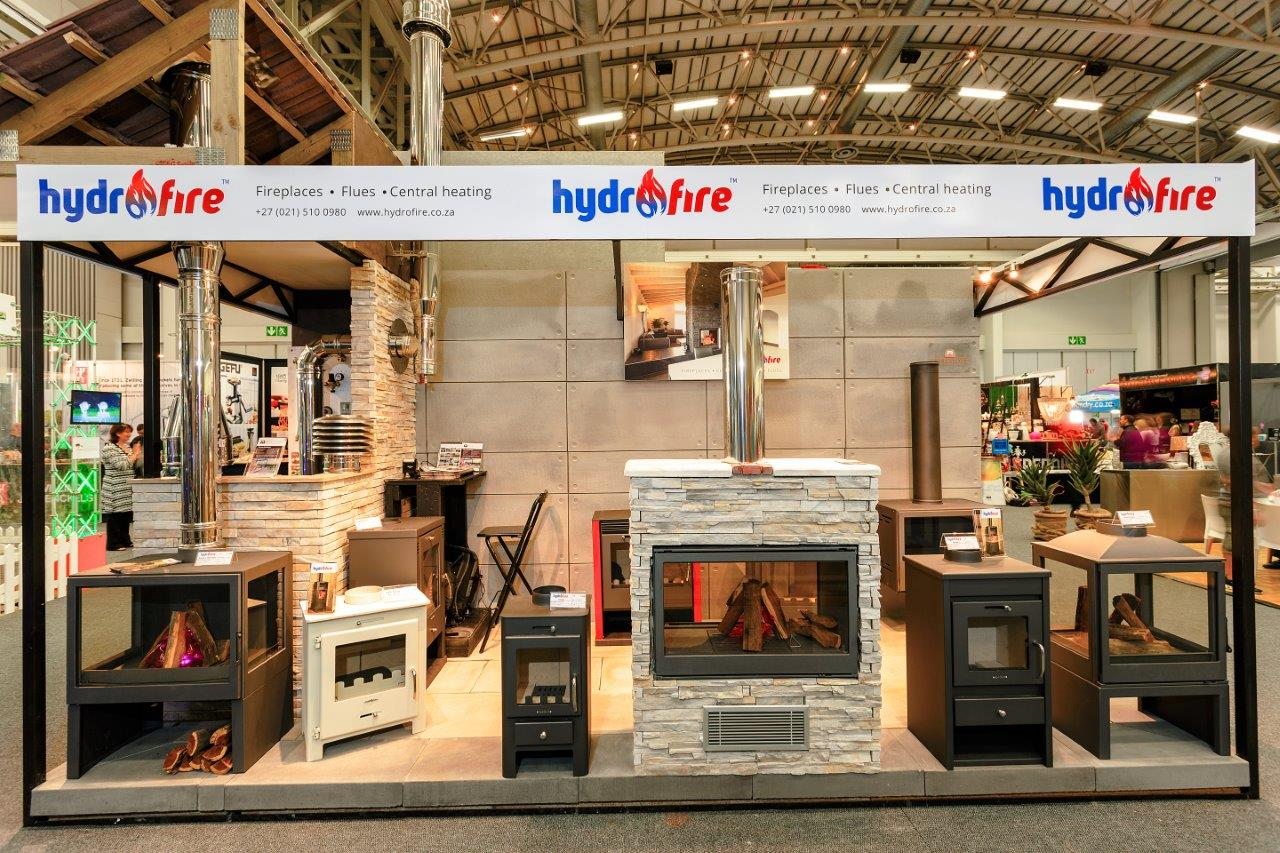 Expo Stands Cape Town : Hydrofire at cape homemakers expo