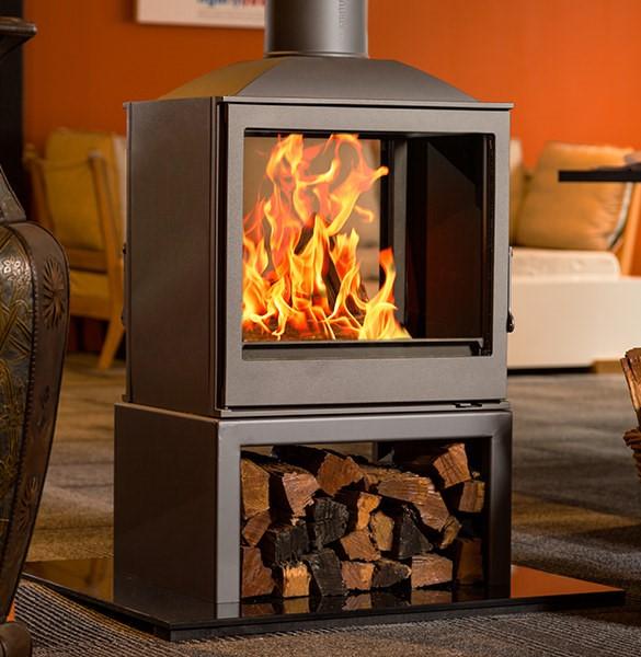 Built-In vs Freestanding Wood Burning Stoves - Blog posts Fireplace Selection