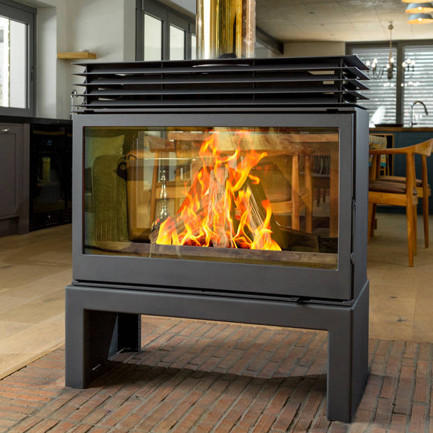 Fireplaces Closed Combustion Fireplaces Hydrofire